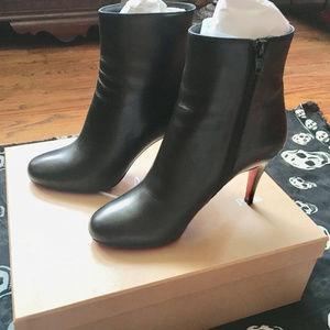 Christian Louboutin Classic Booties, Size 7/37